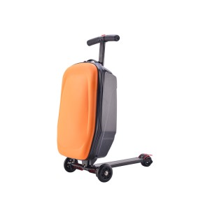 Multifunction Scooter Suitcase Xsd-ss-c Orange